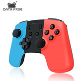 DATA FROG Controller di gioco wireless bluetooth Gamepad Joystick per Nintendo Switch console PS3 Smart TV per PC