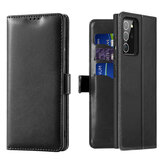 DUX DUCIS for Samsung Galaxy Note 20 Ultra Case Magnetic Flip with Multi-Card Slots Stand Shockproof PU Leather Full Cover Protective Case