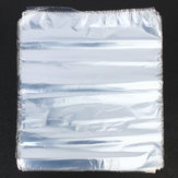50Pcs Shrink Seal Wrap Film Clear Heat Seal Bags Sapone Candele Packaging Pellicola di tenuta 40X46cm