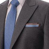 Men Cotton Business Pocket Square