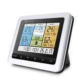 DIGOO DG-TH8888Pro Color Wireless Weather Station Home Thermometer USB Outdoor Forecast Sensor Clock