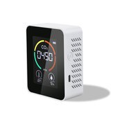 CO2 Meter Air Quality Monitor Intelligent Multi-Functional Digital Display Temperature Humidity Detector Thermometer Hygrometer