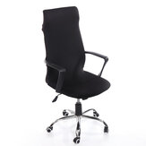 Swivel Computer Chair Seat Cover Stretch Remove Office Armchair Slipcover