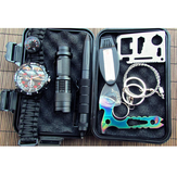 Outdoor SOS Emergency Equipment Tool Supplies Survival Kit