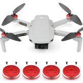 Nieuwe upgrade motorafdekking Aluminium motorbeschermhoes 4 stuks voor DJI Mavic Mini RC Drone