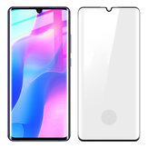 Bakeey 3D Curved Edge Anti-Explosion High Definition Full Glue Full Coverage Tempered Glass Screen Protector for Xiaomi Mi Note 10 Lite Non-original