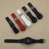 16mm Montre Bande Bracelet de montre avec épingles pour le choc Casio G GA-100 G-8900 GW-8900