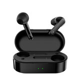 QCY T3 TWS Earphone Wireless bluetooth V5.0 Headset HIFI Stereo Bass Noise Reduction Headphones Smart Touch IPX5 Waterproof Earbuds with Mic with Charging Case