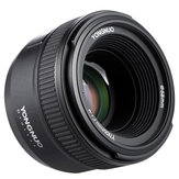 Yongnuo YN-50mm F1.8 Large Aperture Auto Focus Lens for Nikon DSLR Camera