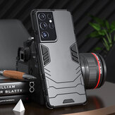 Bakeey for Samsung Galaxy S21 Ultra 5G / Galaxy S21+ 5G / Galaxy S21 5G Case Armor Shockproof PC Protective Case Back Cover
