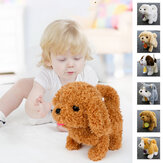 Electronic Pet Dog Toy Electric Plush Simulation Doll Dog Doll Plush Toys