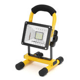 W804 220V Portable 24 LED Work Light Rechargeable Camping Spotlights Emergency Lamp Bulbs