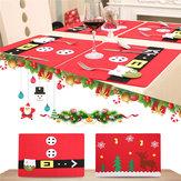 РождественскаявечеринкаДомашнееукрашениеЛосьондля перчаток Таблицы Коврики Украшения Игрушки для детей Детский подарок