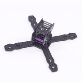 URUAV Cost-E RX150 4 Inch 150mm Wheelbase Type-X 30.5*30.5mm/20*20mm Mounting Hole Frame Kit for RC FPV Racing Drone