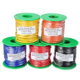 10m 14AWG Wire Soft Silicone Cable Wire High Temperature Tinned Copper