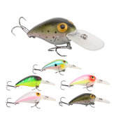 SeaKnight SK002 1PCS Crankbaits 11g 50mm Hard Fishing Lure Chubby Carp Fishing Baits Crank Wobblers