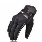 Motorcycle Full Finger Gloves Touch Screen For Dirt Bike Racing Cycling MAD-04
