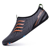 Men Multifunctional Comfy Soft Sole Non Slip Qucik Drying Casual Diving Shoes