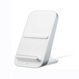 OnePlus Wireless Charger 30 W Warp Air Cooler Charger Cerdas Tidur Mode PC V0 Untuk OnePlus 8 Pro Qi / EPP