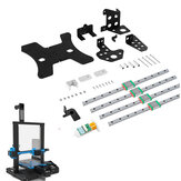 Creality 3D® Linear Rails All Kit untuk Ender-3S / Ender-3 Pro 3D Printer Part dengan Sensor Leveling