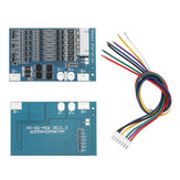 6S 22.2V Li-ion 18650 Lithium Battery BMS Charger Protection Board With Balance Integrated Circuits