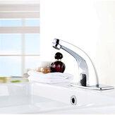 FreisprechenAutomatischeSpülenmischerSensorTapInfrarot Wasserbecken Wasserhahn Badezimmer