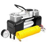 Gonfleur portatif résistant de pneu de compresseur d'air de cylindre d'air de double de 12V 150PSI pour le camion de voiture RV