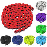 1/2 x 1 / 8inch 96 łączy Single Speed ​​Colorful Chain Fixed Gear MTB BMX Bike Bike Sport Road