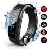 ELEGIANT C11 Relógio inteligente de 0,87 polegadas à prova d'água bluetooth USB Touch recarregável Aptidão Tracker 3 modos esportivos pulseira