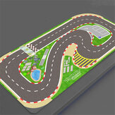 Turbo Racing 1/76 Mini RC Car Spare Race Track Scene Tappetino per veicoli Parti di modello
