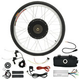 LCD + 48V 1000W 26inch Hight Speed Scooter Elektrische fiets E-bike Hub Motor Conversion Kit
