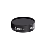 15 mm Caddx ND8 / ND16 ND-lensfilter voor schildpad V2 / 2.1 mm lensratel Turbo Eye FPV-camera