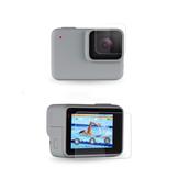 Film pour lentilles HD Film en verre trempé Film anti-rayures pour Gopro Hero 7 Accessoires