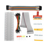 GPIO External Expansion Board Starter Kit For Raspberry Pi