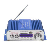 Kentiger™ HY3006 2 Channel Hi-Fi Audio Stereo Mini Amplifier Car Home MP3 USB FM SD w/ Remote 12V