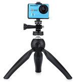 K3 Mini Stativ für Smartphone & Handyhalterung Stativhalterung für iPhone X 7 Canon Nikon Gopro Tragbares Selfie-Kamera-Einbeinstativ Zubehör Projektor Stativ