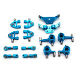 Wltoys Metal Full Set Upgrade For 1/28 P929 P939 K979 K989 K999 k969 RC Car Parts