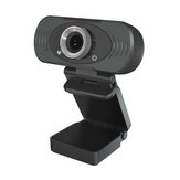 Bakeey USB Computer Webcam HD 1080P Clip-on Web Camera Videoconferência com microfone para jogos Live Laptop