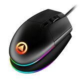 YINDIAO G3SE Проводная игра Мышь 1600DPI USB Проводная игра RGB Мышь для портативного компьютера