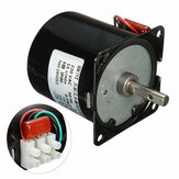 60KTYZ 220V 14W Permanent Magnetic Synchronous Motor Gear Machine 50Hz 15R/min