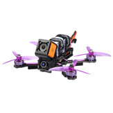 Everyine Wizard X220HV 6S FPV Racing RC Drone PNP w / F4 OSD 45A 40CH 600mW Foxeer Arrow Cam