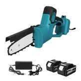 288VF 8 Inch Draadloze Elektrische Kettingzaag 3000W Multifunctionele Houtbewerking Hout Cutter Kettingzaag Kit W/1/2 Batterij