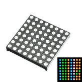 Três cores RGB ânodo comum LED Dot Matrix Display Module Colorduino compatível