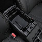 Car Center Console Armrest Storage Organizer Tray Holder For Subaru XV 2018-19