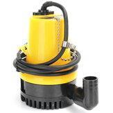 Tauchbares Wasser 12V 1110GPH 6000L / H Pumpe Säubern Sie klare schmutzige Pool-Teich-Flut