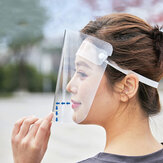 Anti-foaming Splash Proof Shield Anti Fog Face Transparent Face Mask Shield