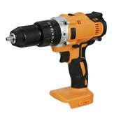 Dual Speed Brushed Impact Drill 13mm Chuck Rechargeable Electric Screwdriver for Makita 18V Battery