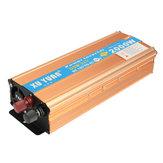 500 Вт / 1200 Вт / 2000 Вт Модифицированный синусоидальный инвертор постоянного тока 12 В в переменный 110 В Авто преобразователь