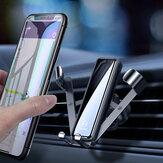 MCDODO 2020 New Gravity Linkage Automatic Замок Air Vent Авто Держатель телефона Авто Крепление на 360 градусов для 4.0-7.0 дюймов Смартфон