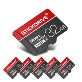 StickDrive 64GB 128GB Class 10 High Speed TF Memory Card With Card Adapter For Mobile Phone for iPhone for Samsung Huawei Xiaomi Redmi Note 8 Note 8 Pro